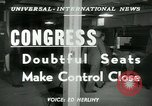Image of 82nd Cogressional Electiions United States USA, 1950, second 4 stock footage video 65675020703