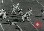 Image of Football match Lawrence Kansas USA, 1950, second 11 stock footage video 65675020705