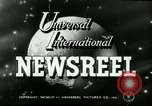 Image of Harry S Truman United States USA, 1953, second 4 stock footage video 65675020706