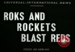 Image of Republic of Korea tank units Korea, 1953, second 3 stock footage video 65675020707