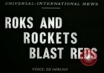Image of Republic of Korea tank units Korea, 1953, second 4 stock footage video 65675020707