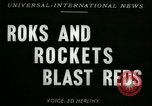 Image of Republic of Korea tank units Korea, 1953, second 6 stock footage video 65675020707