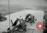 Image of USS Orskany Korea, 1953, second 9 stock footage video 65675020714