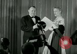 Image of Christine Jorgenson New York City USA, 1953, second 7 stock footage video 65675020719