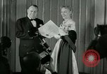 Image of Christine Jorgenson New York City USA, 1953, second 9 stock footage video 65675020719