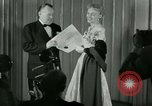 Image of Christine Jorgenson New York City USA, 1953, second 10 stock footage video 65675020719