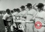 Image of Cleveland Indians Tucson Arizona USA, 1953, second 7 stock footage video 65675020720