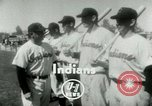 Image of Cleveland Indians Tucson Arizona USA, 1953, second 8 stock footage video 65675020720