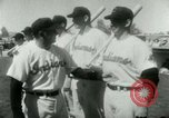 Image of Cleveland Indians Tucson Arizona USA, 1953, second 9 stock footage video 65675020720