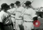 Image of Cleveland Indians Tucson Arizona USA, 1953, second 11 stock footage video 65675020720