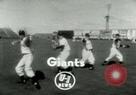 Image of New York Giants Phoenix Arizona, 1953, second 3 stock footage video 65675020721
