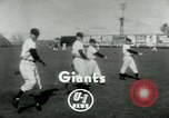 Image of New York Giants Phoenix Arizona, 1953, second 4 stock footage video 65675020721