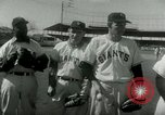 Image of New York Giants Phoenix Arizona, 1953, second 12 stock footage video 65675020721