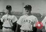 Image of New York Giants Phoenix Arizona, 1953, second 19 stock footage video 65675020721