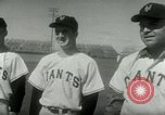 Image of New York Giants Phoenix Arizona, 1953, second 20 stock footage video 65675020721