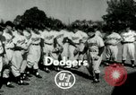 Image of Brooklyn Dodgers Vero Beach Florida USA, 1953, second 1 stock footage video 65675020722
