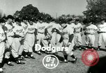 Image of Brooklyn Dodgers Vero Beach Florida USA, 1953, second 2 stock footage video 65675020722