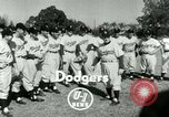 Image of Brooklyn Dodgers Vero Beach Florida USA, 1953, second 3 stock footage video 65675020722