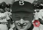 Image of Brooklyn Dodgers Vero Beach Florida USA, 1953, second 6 stock footage video 65675020722