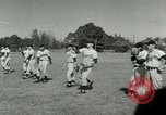 Image of Brooklyn Dodgers Vero Beach Florida USA, 1953, second 7 stock footage video 65675020722