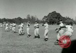Image of Brooklyn Dodgers Vero Beach Florida, 1953, second 9 stock footage video 65675020722