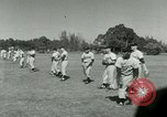 Image of Brooklyn Dodgers Vero Beach Florida USA, 1953, second 10 stock footage video 65675020722