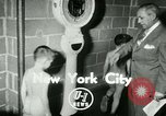 Image of Young boxers New York City USA, 1953, second 3 stock footage video 65675020723