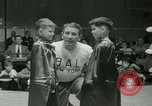 Image of Young boxers New York City USA, 1953, second 9 stock footage video 65675020723