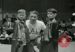 Image of Young boxers New York City USA, 1953, second 10 stock footage video 65675020723