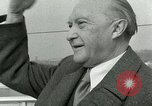 Image of Chancellor Konrad Adenauer New York United States USA, 1953, second 11 stock footage video 65675020731