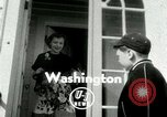 Image of Johnny Ritch Washington DC USA, 1953, second 1 stock footage video 65675020733