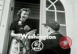 Image of Johnny Ritch Washington DC USA, 1953, second 4 stock footage video 65675020733