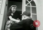 Image of Johnny Ritch Washington DC USA, 1953, second 5 stock footage video 65675020733