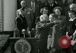 Image of Harry S Truman awards Medal of Honor Washington DC White House USA, 1951, second 11 stock footage video 65675020737
