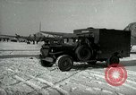 Image of Yonpo Air Base evacuation Yonpo Korea, 1950, second 1 stock footage video 65675020743