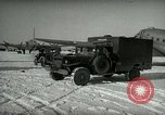 Image of Yonpo Air Base evacuation Yonpo Korea, 1950, second 2 stock footage video 65675020743