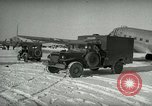 Image of Yonpo Air Base evacuation Yonpo Korea, 1950, second 3 stock footage video 65675020743