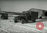 Image of Yonpo Air Base evacuation Yonpo Korea, 1950, second 4 stock footage video 65675020743