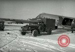 Image of Yonpo Air Base evacuation Yonpo Korea, 1950, second 5 stock footage video 65675020743
