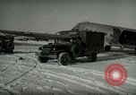 Image of Yonpo Air Base evacuation Yonpo Korea, 1950, second 7 stock footage video 65675020743