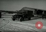 Image of Yonpo Air Base evacuation Yonpo Korea, 1950, second 8 stock footage video 65675020743