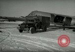 Image of Yonpo Air Base evacuation Yonpo Korea, 1950, second 9 stock footage video 65675020743