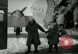 Image of Yonpo Air Base evacuation Yonpo Korea, 1950, second 10 stock footage video 65675020743