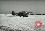 Image of Yonpo Air Base evacuation Yonpo Korea, 1950, second 6 stock footage video 65675020744