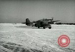 Image of Yonpo Air Base evacuation Yonpo Korea, 1950, second 8 stock footage video 65675020744