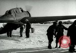 Image of Yonpo Air Base evacuation Yonpo Korea, 1950, second 9 stock footage video 65675020744