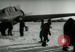 Image of Yonpo Air Base evacuation Yonpo Korea, 1950, second 11 stock footage video 65675020744