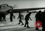 Image of Yonpo Air Base evacuation Yonpo Korea, 1950, second 12 stock footage video 65675020744
