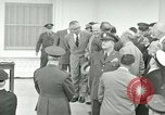 Image of President Dwight D Eisenhower Washington DC USA, 1953, second 1 stock footage video 65675020751