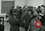Image of President Dwight D Eisenhower Washington DC USA, 1953, second 4 stock footage video 65675020751